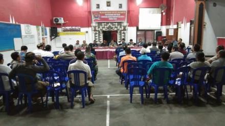 Musyawarah Desa Penyusunan RKPDesa Tahun 2020